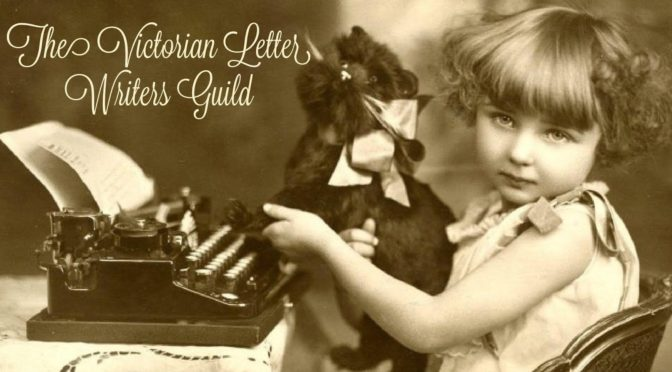 An Introduction to the Victorian Letter Writers Guild