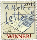 LetterMo 2013 Winner
