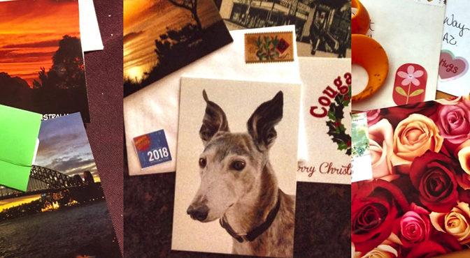 Lettermo Member Mail Art