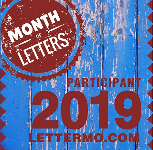 Lettermo 2019 Participant Blue